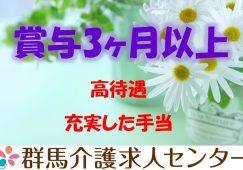 【桐生市】住宅型有料老人ホームの介護スタッフ【JOB ID:892-1-ca-f-sy-not】 イメージ