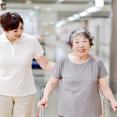 介護施設の特性~介護老人保健施設~ イメージ